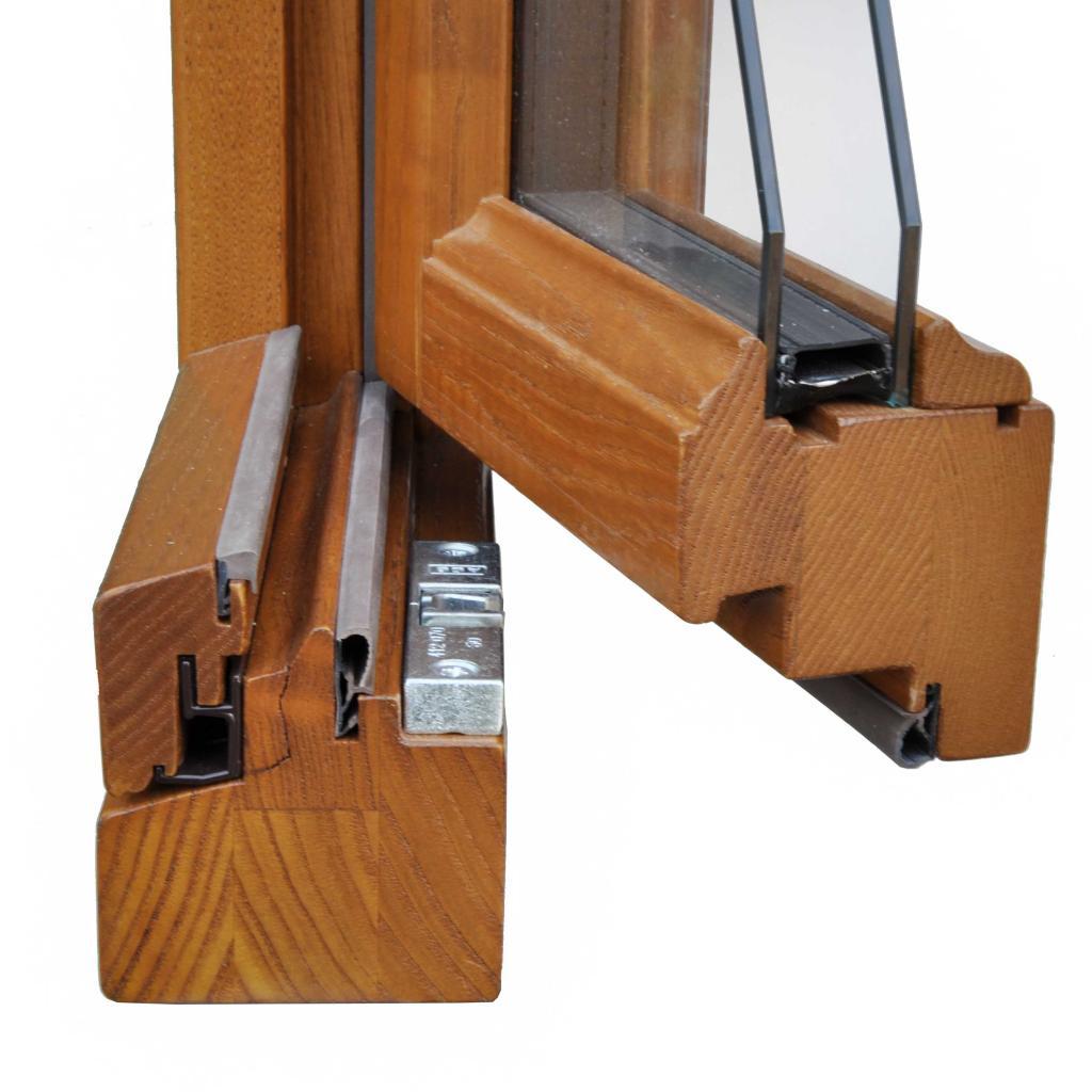 Finestre in legno sez 68 stenfis s r l - Restauro finestre in legno ...