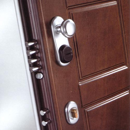 Porte blindate dierre stenfis s r l - Doppia serratura porta blindata ...